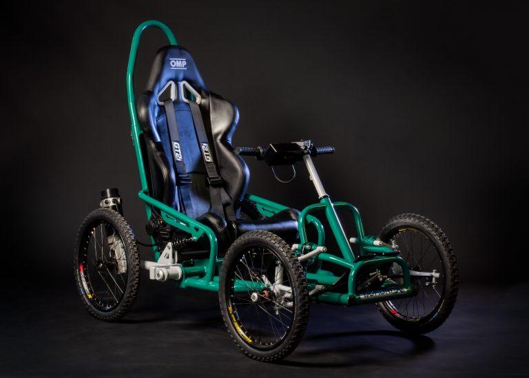 model Access brand quadrix sport chair pmr