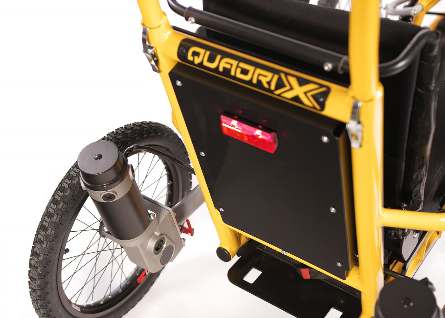 fauteuil Axess touch quadrix