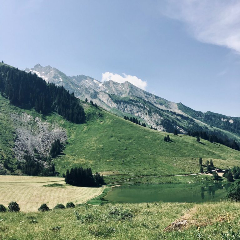 sensations en montagne avec le fauteuil tout terrain Quadrix