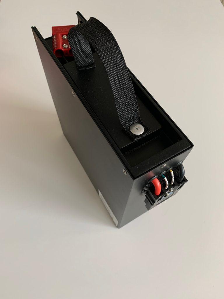 batterie supplémentaire quadrix
