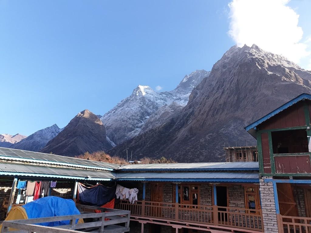 Trek au népal en fauteuil tout terrain Quadrix
