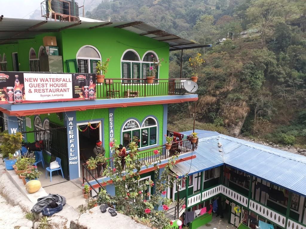 trek quadrix népal 2018